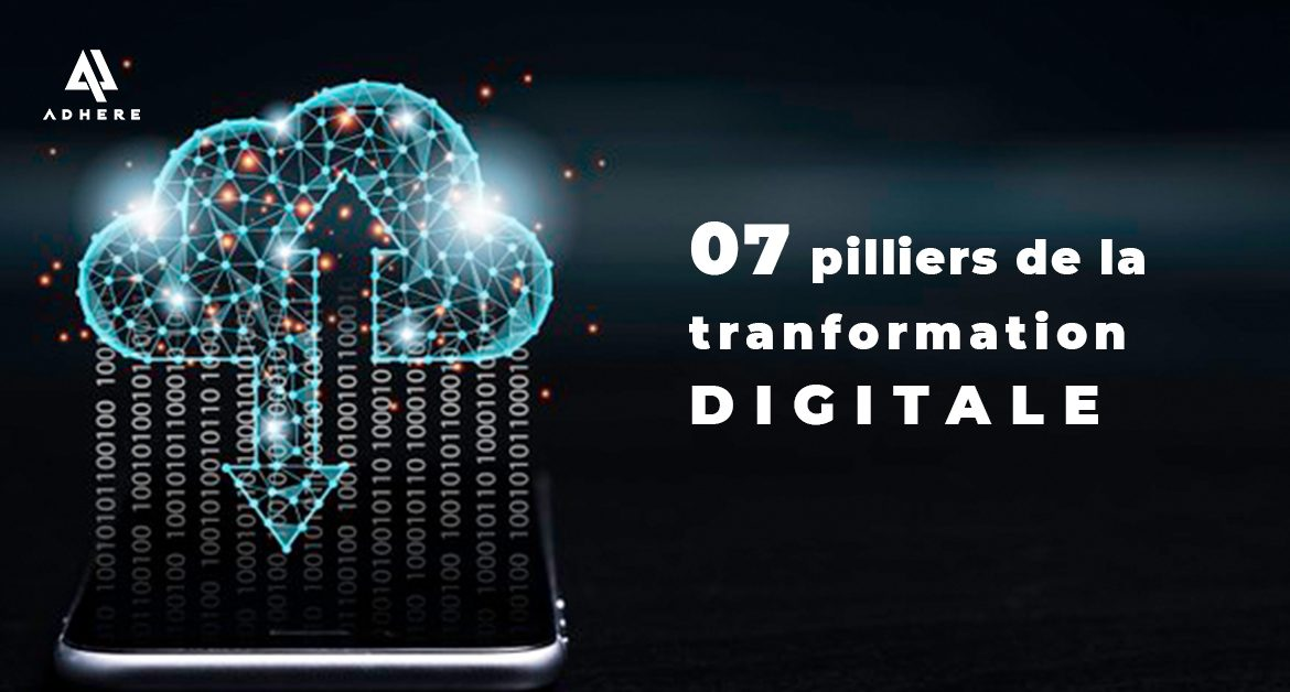 7 Piliers de la transformation digitale